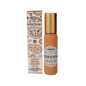 Hyperfunction Fond De Teint + Serum In X2 Warm Almond
