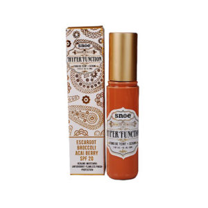 Hyperfunction Fond De Teint + Serum In X4 Honey Amber