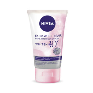 Extra White Repair Scrub