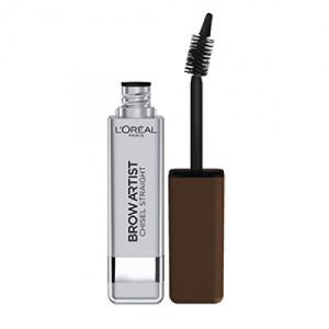 Brow Artist Chisel Straight 2-in-1 Brow Mascara + Liner