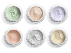 Purifying masks for oily skin