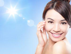 soothing masks for sunburned skin