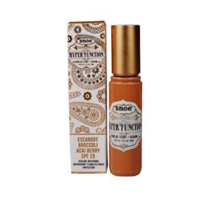 Hyperfunction Fond De Teint + Serum In X3 Golden Caramel