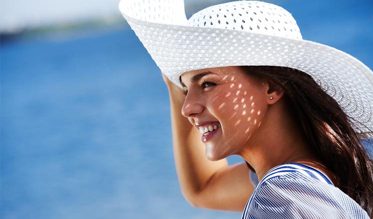 3 Habits That Prevent Sunspots