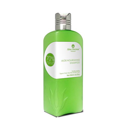 AloeDerma Nourishing Shampoo