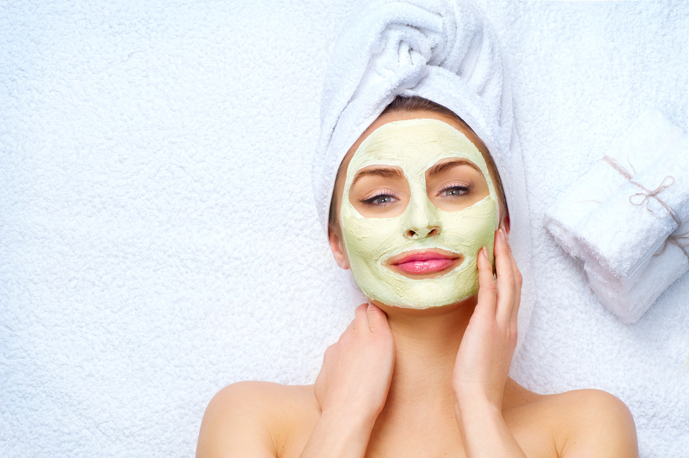 clay facials for skintype
