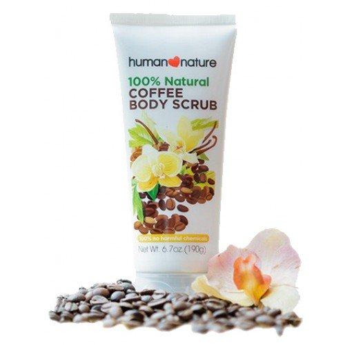 Coffee & Vanilla Body Scrub