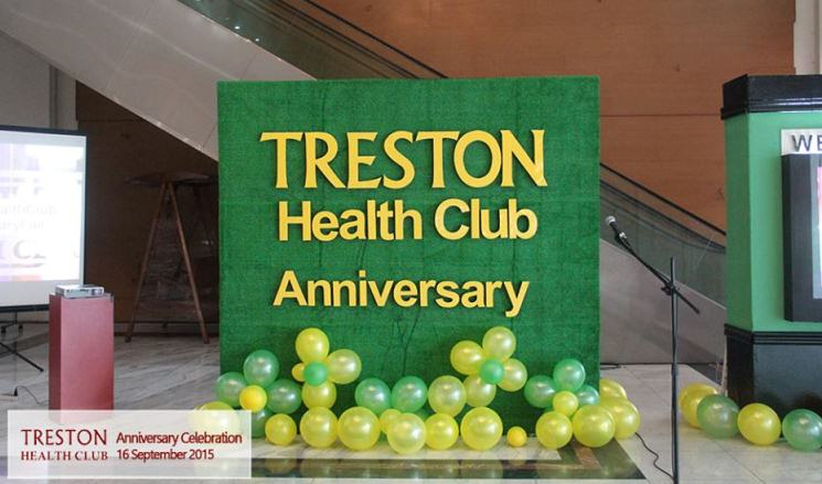 Treston Health Club Celebrates Its First Anniversary in BGC
