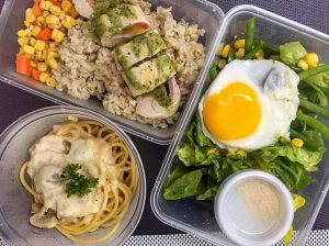GourmadePh healthy fastfood delivery Manila