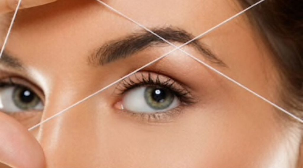 five ways to maintain eyebrows
