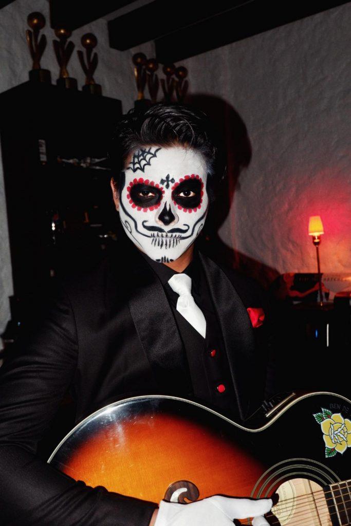 Daniel Padilla Halloween Kathniel Black Magic Eye Poison Ivy