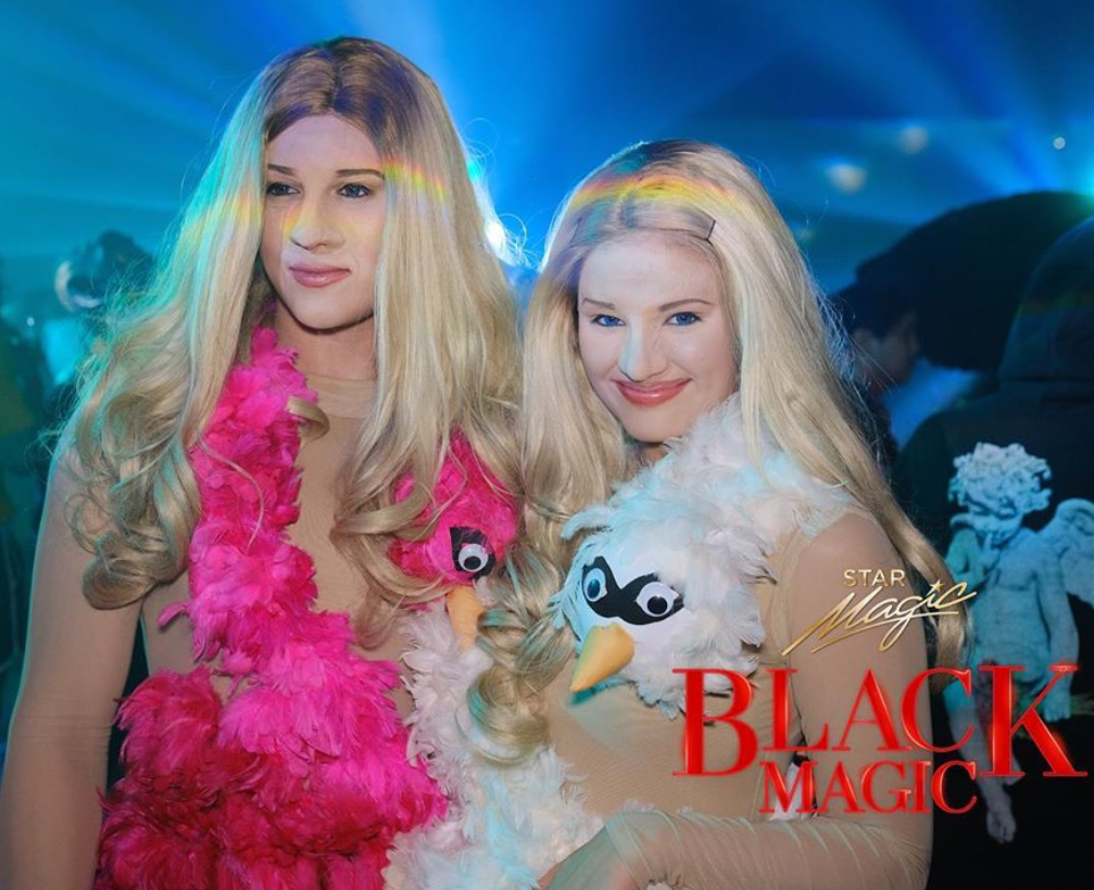 Lizquen Liza Soberano Enrique Gil Halloween White Chicks Black Magic Star Magic