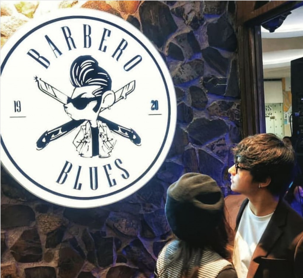 Kathryn Bernardo Daniel Padilla loveteam barbershop business opening Barbero Blues