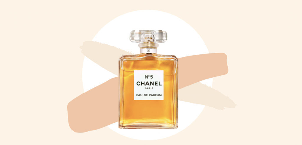 best perfume chanel no5