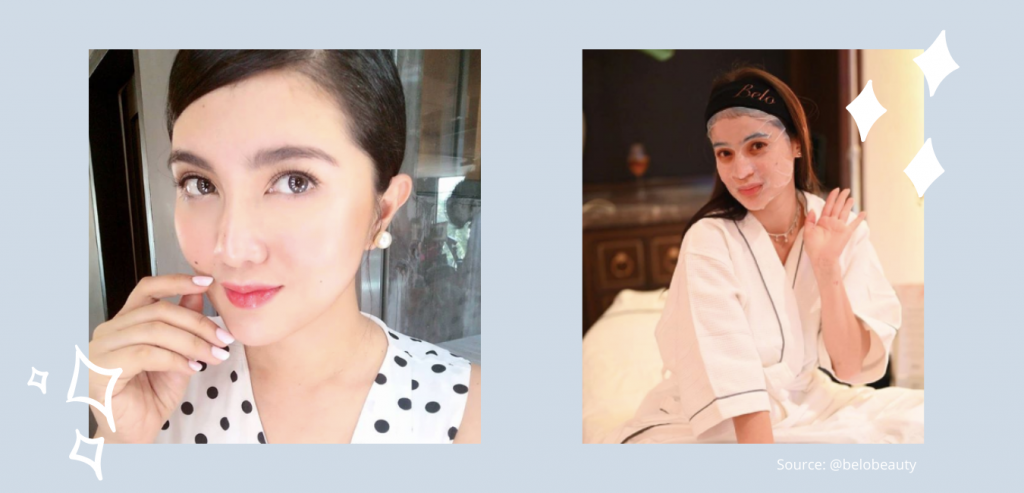 best facial treaments belo medical anne curtis