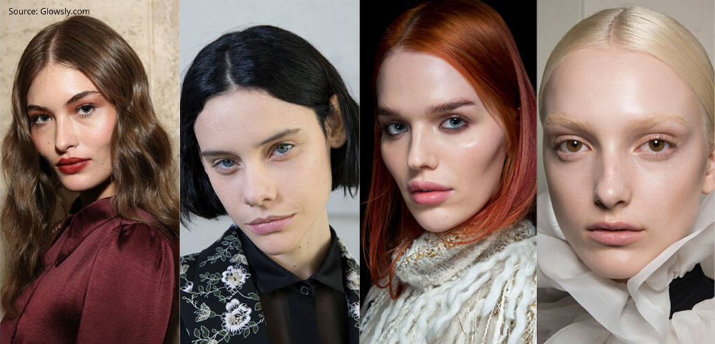 biggest hair color trends 2020