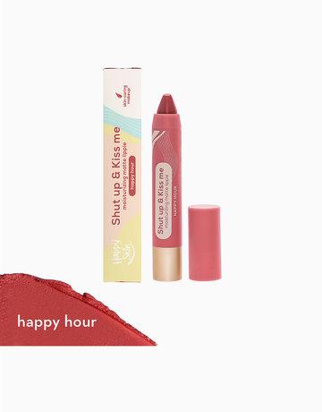 Shut up & Kiss Me Moisturizing Lippie Happy Hour Happy Skin