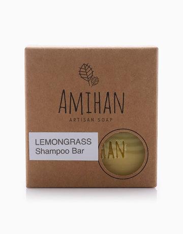 Lemongrass Shampoo Bar, Amihan Organics