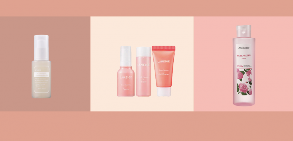 best K-beauty south korean beauty skincare products