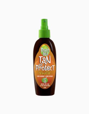 Beach Hut Tan & Protect SPF 15
