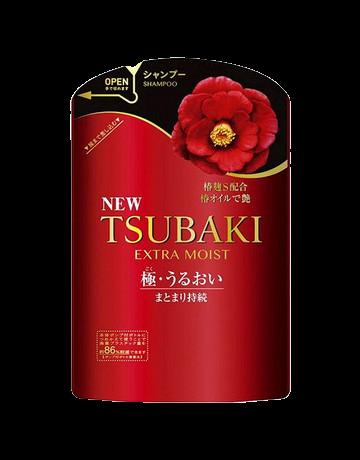 Shiseido Tsubaki Extra Moist Shampoo + Volume Conditioner